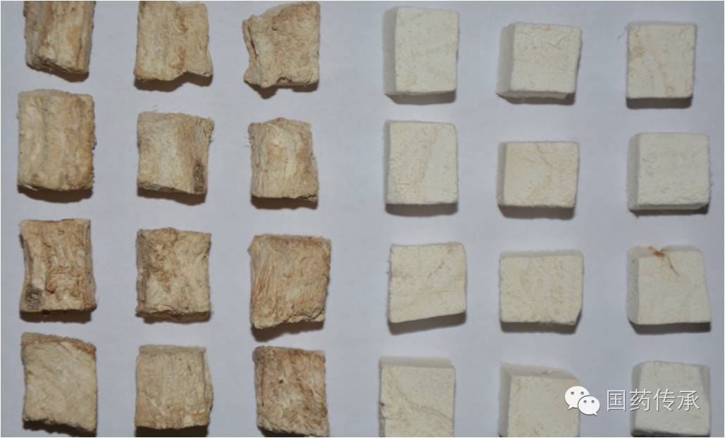 中药硫黄熏蒸历史考证与质量鉴别(图文版)