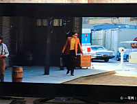 索尼SONY KDL-50W700A屏幕左边黑色横条纹维修
